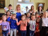 Творческая встреча с крымской писательницей и поэтессой Лидией Огурцовой